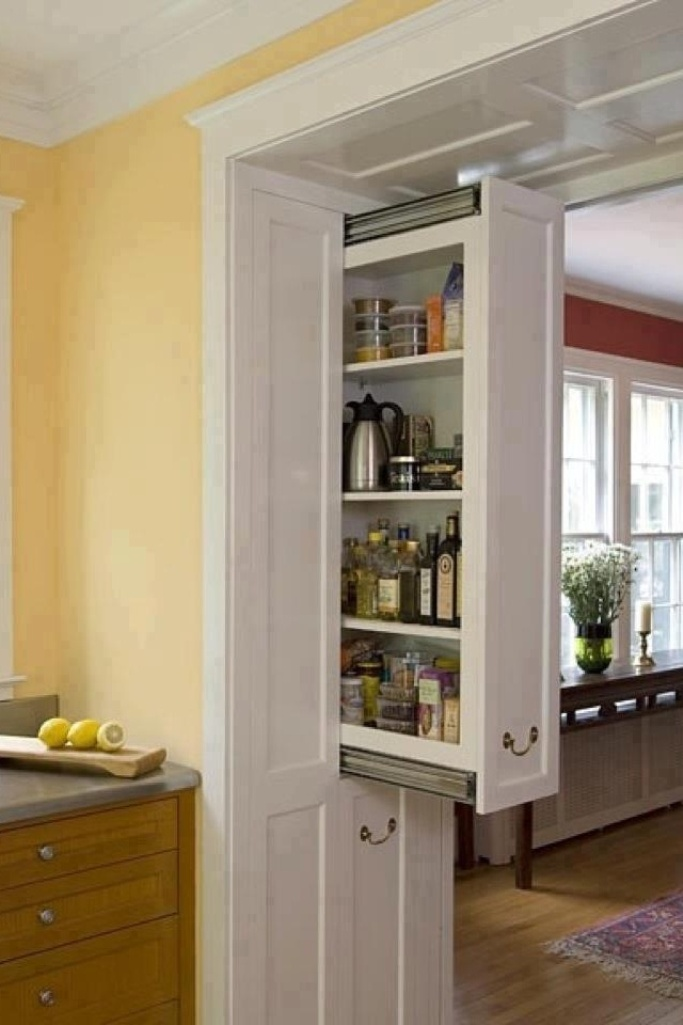 Very Small Kitchen Storage Ideas Part - 38: Ideal-kitchen-storage-in-very-small-kitchen